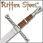 Ritter steel Medieval Swords