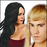 Halloween Costume Wigs for Sale