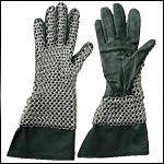 Mail Gauntlets made from chainmail