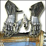 Armor Plate Gauntlets - Hand Armor
