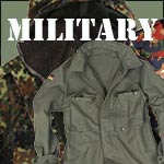 Military Clothing and Apparel