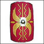 Roman Battle Ready Shields