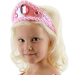 Pink Princess Headband 100200
