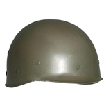 US M1 Helmet Liner with Web Suspension System WWII Repro