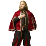 Aramis Cape Red