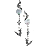 Eventide Earrings Pewter Alchemy E318