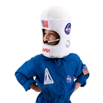 NASA Plush Astronaut Helmet
