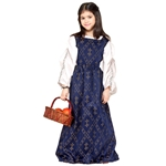 Girl's Fleur de Lis Dress C1268