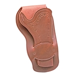 Mexican Style Fast Draw Holster - 4 3/4 in Barrel