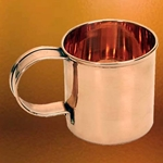 Solid Copper Coffee Mug 801814