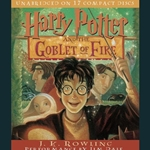 Harry Potter and the Goblet of Fire Audiobook 27-8259-5