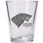 Game of Thrones Stark Shot Glass