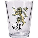 Game of Thrones Lannister Shot Glass