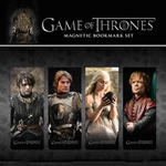 Game of Thrones Magnetic Bookmark Set #2 286-28-124