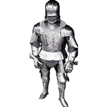 Gothic Suit of Armour 29-AB0024