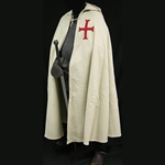 Knight Templar Cloak in Wool GB0210