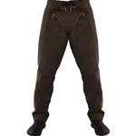 15th Century Pants Brown Large Medieval Hosen