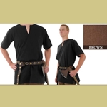 Medieval Tunic, Brown, Extra Extra Large