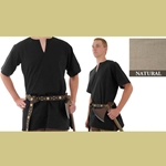 Medieval Tunic, Natural, Extra Extra Large