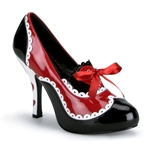 The Red Queen Shoes 34-1005