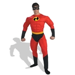 Mr. Incredible Muscle Adult Costume 38-12914