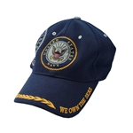 U.S. Navy Blue Baseball Cap