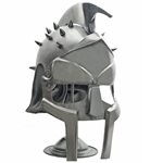 Gladiator Helmet with Spikes and Stand 40-901127