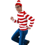 Where's Waldo Costume Kit