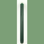 Ten Inch Tall Green Taper Candle 45-CT10