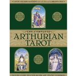 Arthurian Tarot Deck and Book Set