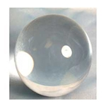 Clear Crystal Ball 150mm 45-FC150