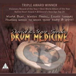 Drum Medicine by Gordon/ Gordon CD 45-UDRUMED