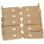 Tuning Stop for Tunable Bodhran 10-Pack Roosebeck 47-BTIS10