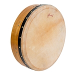 Roosebeck Tunable Mulberry Bodhran Single Bar 14 x 3.5 Inches
