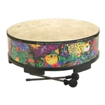 "Remo Gathering Drum 22"" x 8"", Rain Forest 47-KD-5822-01"