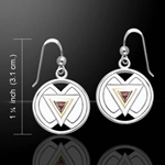 Femininity Symbol Earrings 52-MER528