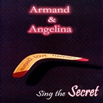 Armand and Angelina Sing the Secret CD 54-AGT5