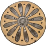 Conan the Barbarian Leather Round Shield by Marto