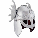 Heavy Armor Winged Functional Viking Helmet 62-2500