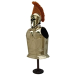 Greek Corinthian Plumed Armour Set 62-8154
