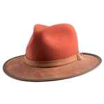 Summit Hat in Blood Orange