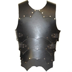 Leather Orc Breastplate