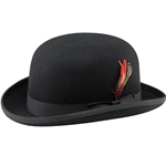 The Classic Derby in Black