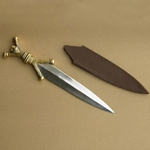 Celtic Dagger Dagger with Face Pommel  AH-3144