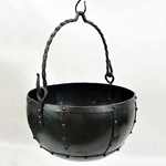Large Medieval Cauldron