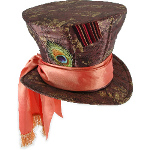 Alice In Wonderland Movie Mad Hatter Hat 291070