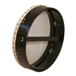 "Bodhran 14""x3.5"",Tune, Black, Single BTN4B"