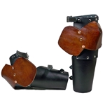 Leather Half Arm Armor Leather Elbows