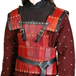 Leather Dark Age Warrior Armour BTS-5000