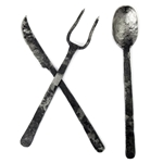 Medieval Cooking Utensils CD-1100